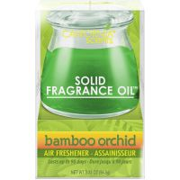 California Scents Solid fragrance oil - Bamboo Orchid