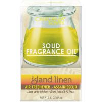 California Scents Solid fragrance oil - Island Linen
